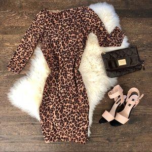Lauren Ralph Lauren Dresses -  Ralph Lauren Classic Leopard Dress 